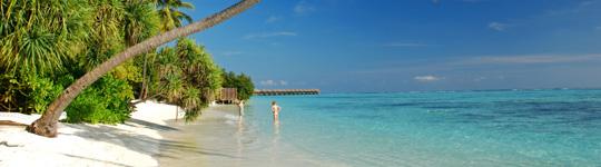 Meeru Island, Maldives
