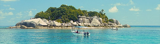 PRASLIN DREAM - Tag 2