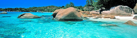 PRASLIN DREAM - Tag 7