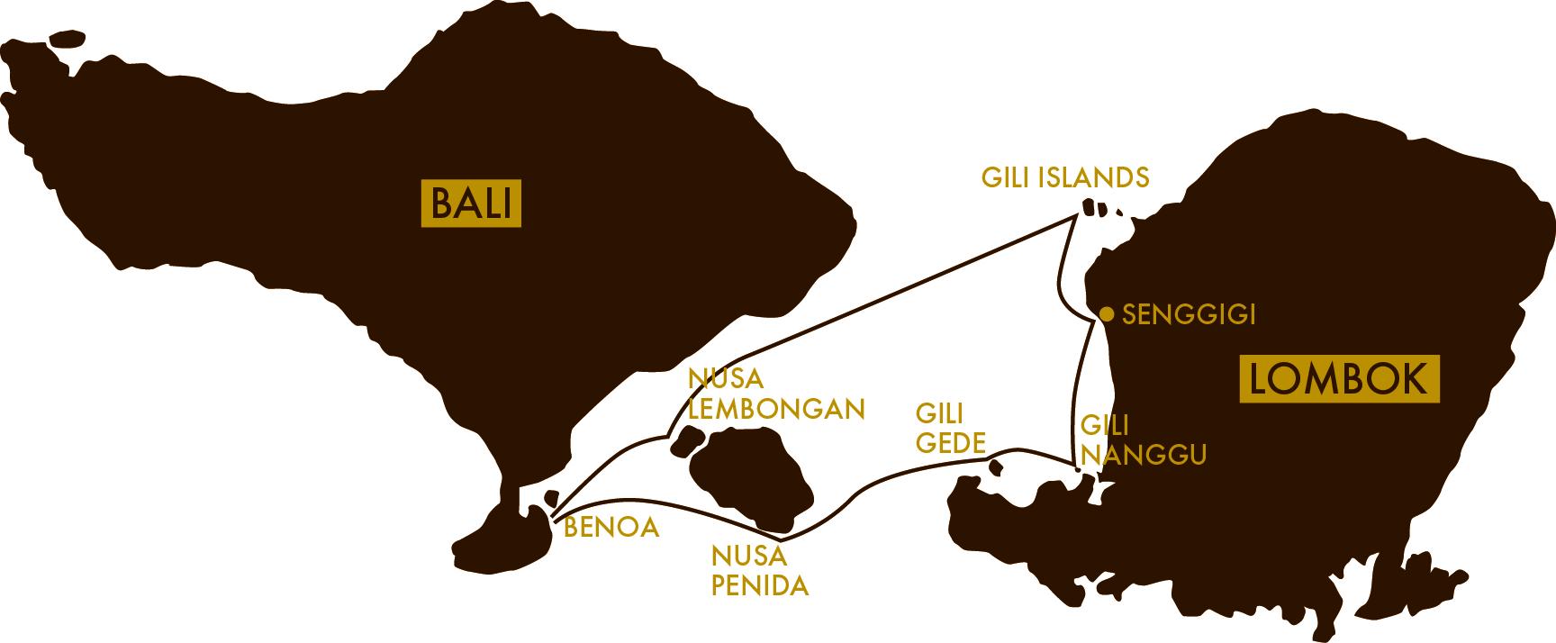 Bali - Lombok Dream
